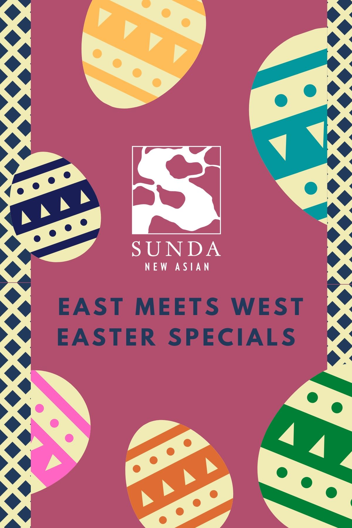 Easter Sunday Weekend Specials