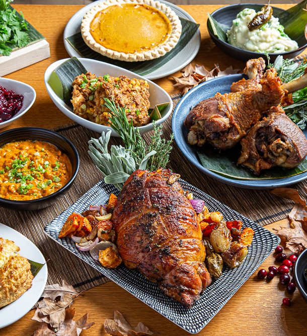 Sunda Thanksgiving At-Home